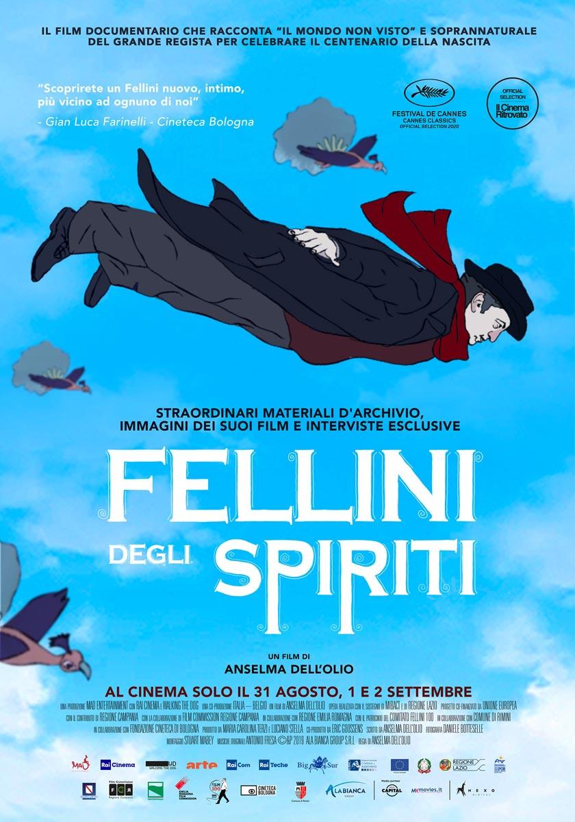 Fellini Degli Spiriti