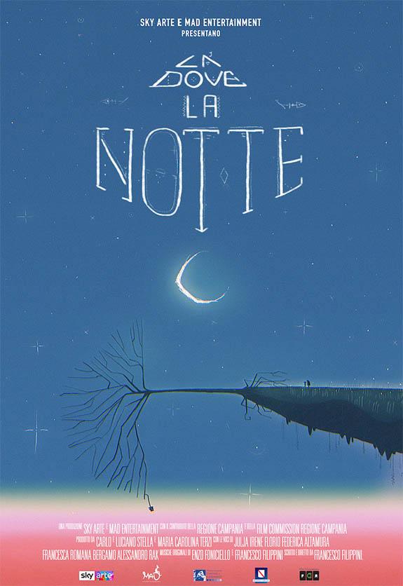 Là Dove La Notte